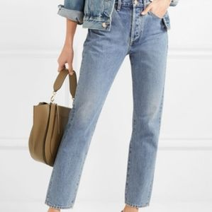 NWT goldsign high rise jeans